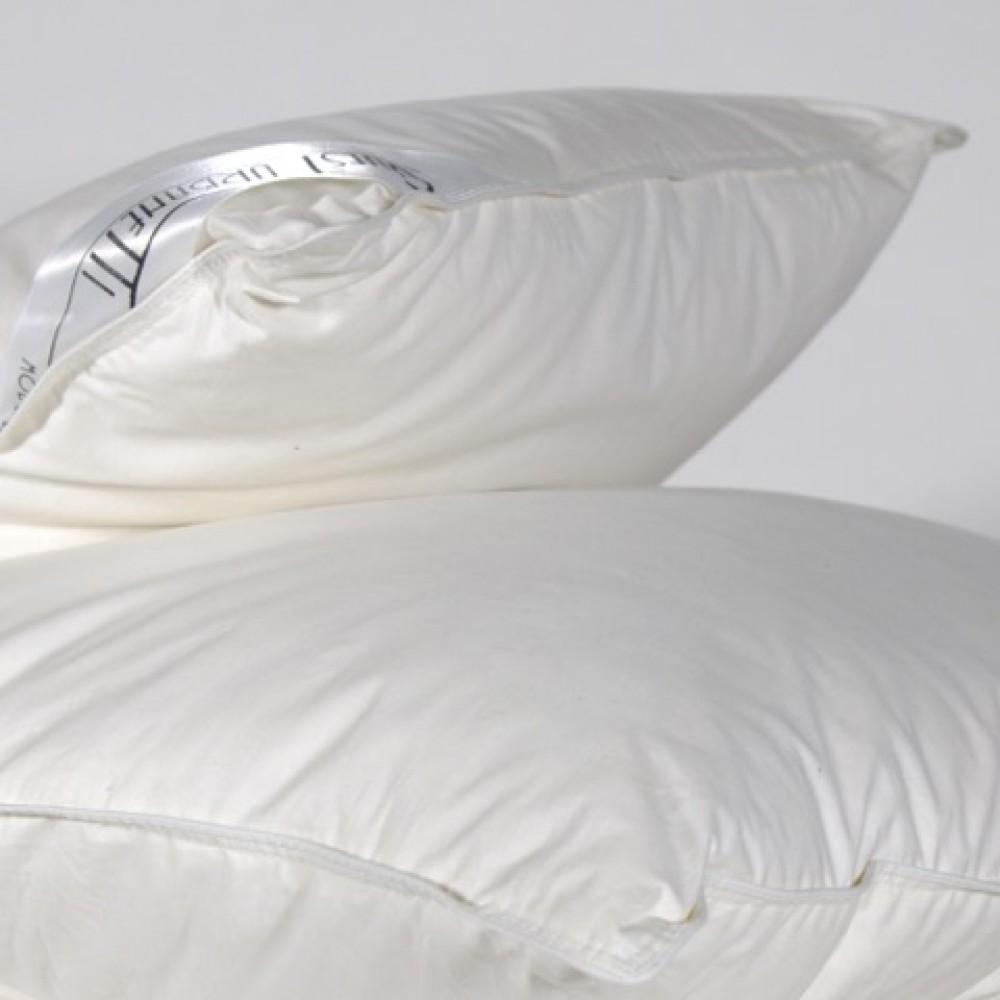 Oreiller en plume perfect oreiller en plume blanc with oreiller en plume fabulous oreiller - Laver oreiller en plume ...